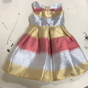 NWT Sweet Heart Rose Party Dress 4T
